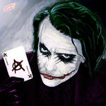 The Joker by IdoHart
