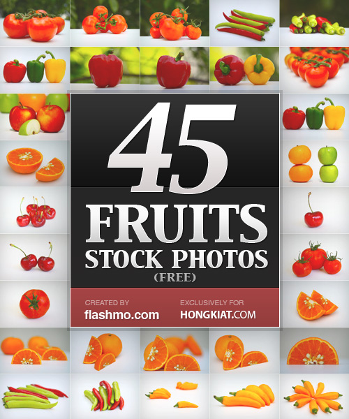 Free Fruits Stock Photo by hongkiat