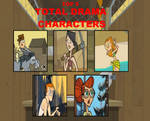 My Top 5 Total Drama Characters