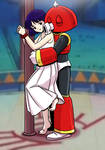 Hotaru and Red