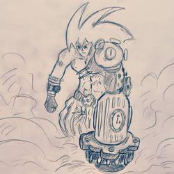 Steampunk Alex