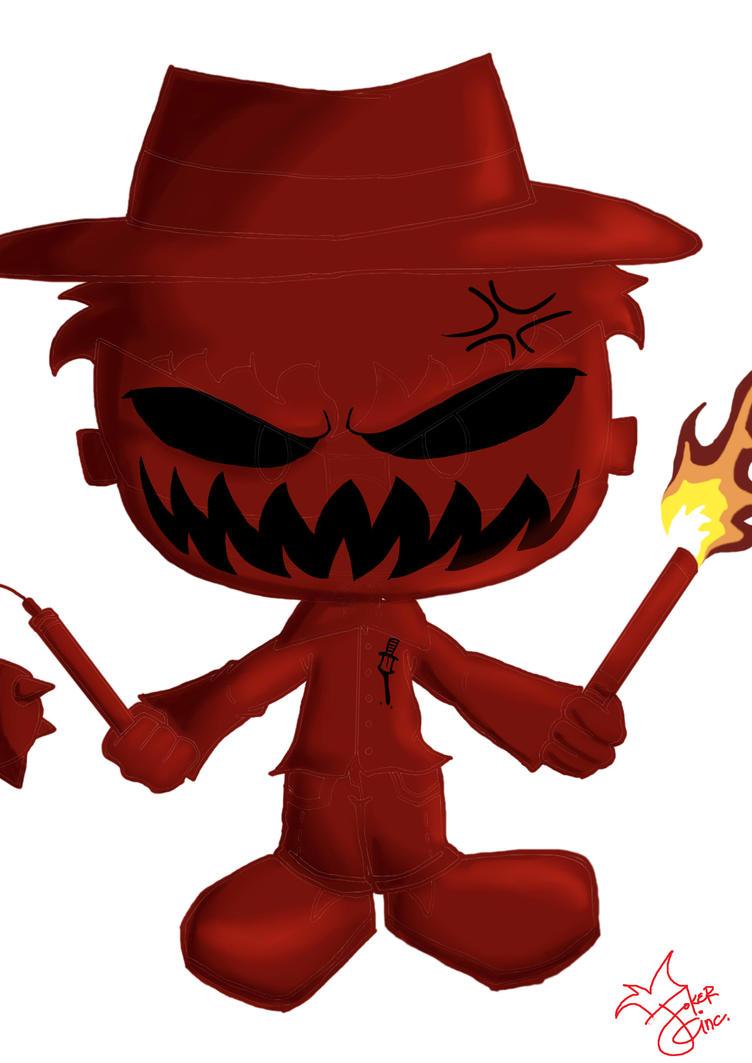 Bloody Murder Chuck by Jokerinc