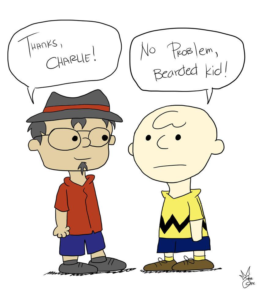 Chuck And Charlie by Jokerinc
