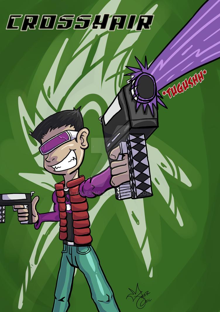 Anarchy Inc.: Crosshair by Jokerinc