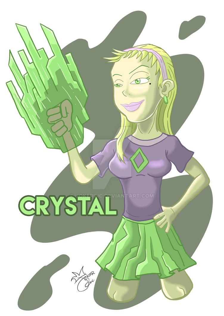 Anarchy Inc.: Crystal by Jokerinc