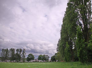 Wide Angle Clouds 2