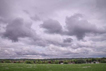 Wide Angle Clouds 3