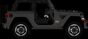 Jeep Wrangler 2018-pre