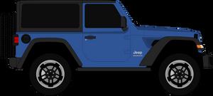 Jeep Wrangler 2 Door 2018-pre