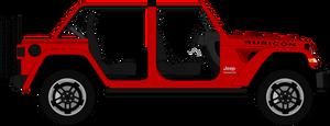 Jeep Wrangler Rubicon 2018-pre