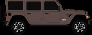 Jeep Wrangler 4-Door 2018-pre