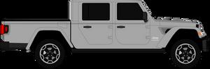 Jeep Gladiator 2019-pre