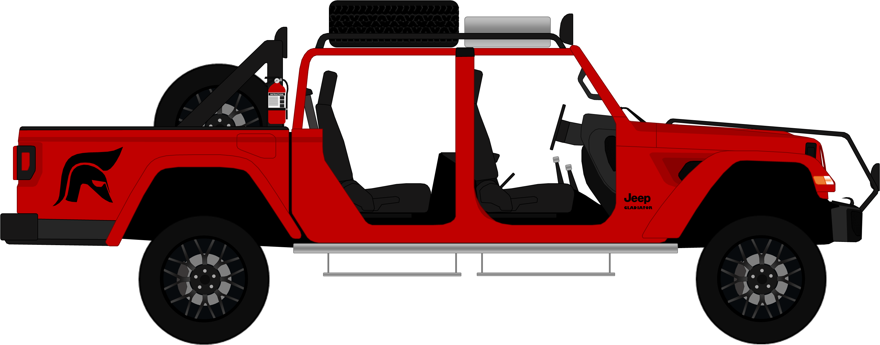 Jeep Gladiator Custom