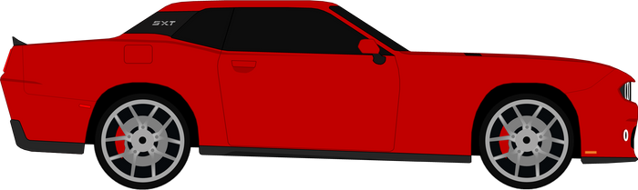 Dodge Challenger SXT 2020 by Lambo9871