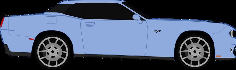 Dodge Challenger RT 2020 by Lambo9871
