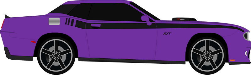 Dodge Challenger RT 392 Shaker 2020 by Lambo9871