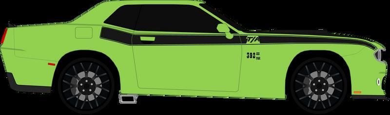 Dodge Challenger TA 2020 by Lambo9871