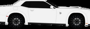 Dodge Challenger SRT Hellcat RedEye 2020
