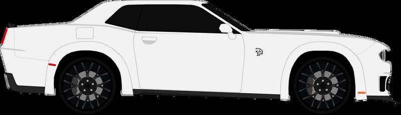 Dodge Challenger SRT Hellcat RedEye 2020 by Lambo9871