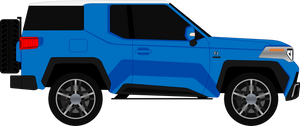 Toyota FJ Cruiser 2 Door 2020