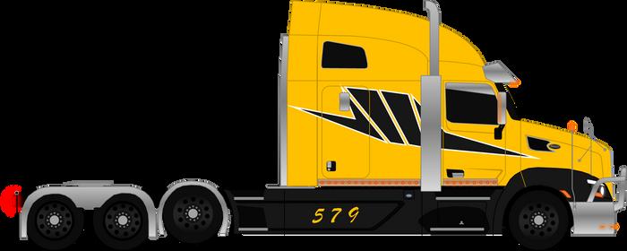 Peterbilt 579 Custom 3 by Lambo9871