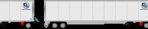 Freightliner FLC120 Mobius Trucking by Lambo9871