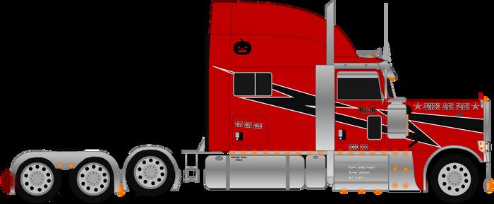 Peterbilt 389 RnR Trucking