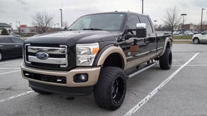 Ford Super Duty Custom (1)