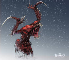 The Thing by TheRealArtanas