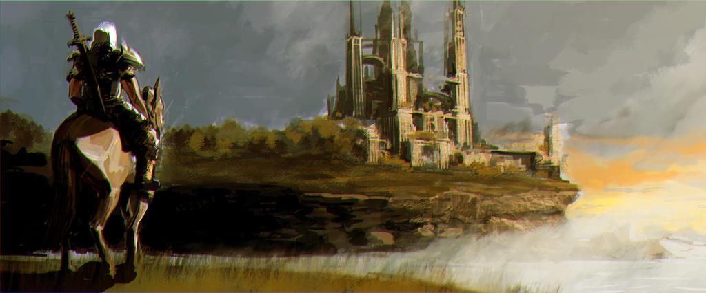 La Citadelle  by TheRealArtanas