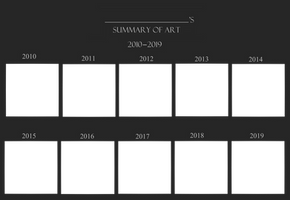 BEST OF THE DECADE 2010-2019 TEMPLATE by The-Ironic-Monster