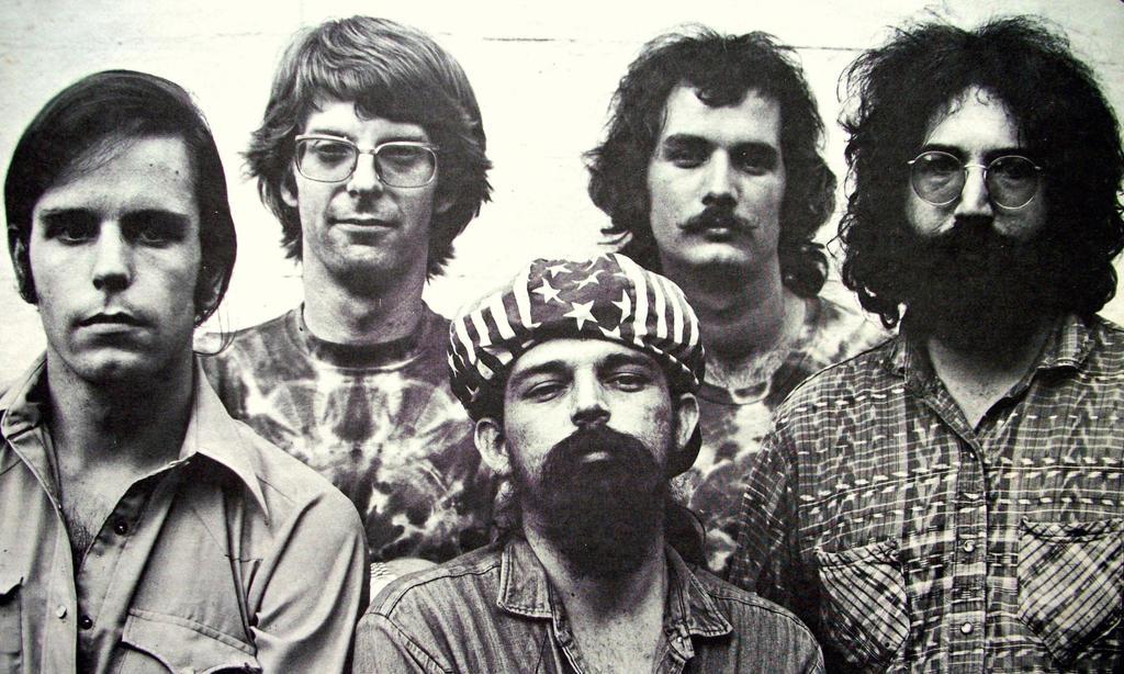 Grateful Dead 1972 by danwind