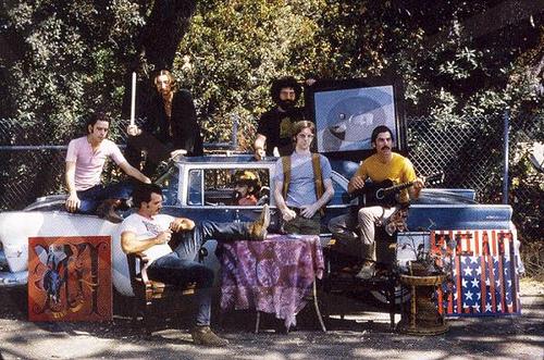 Grateful Dead 1969 by danwind