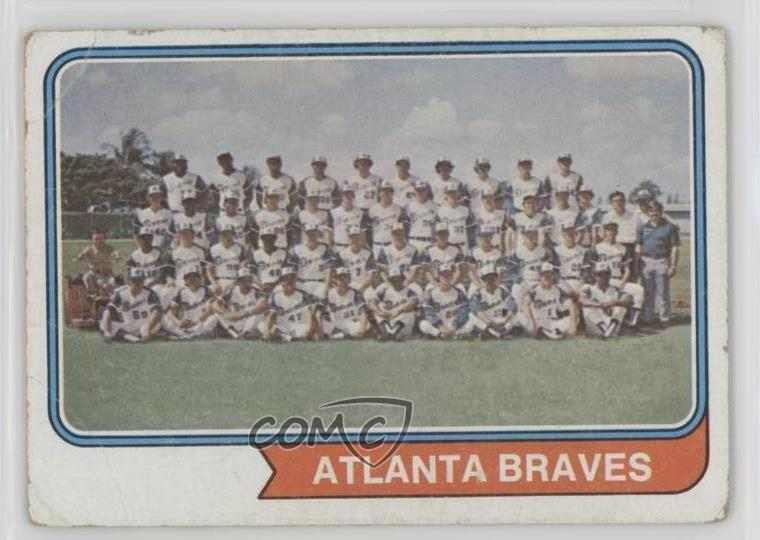 1973 Atlanta Braves 4 by danwind
