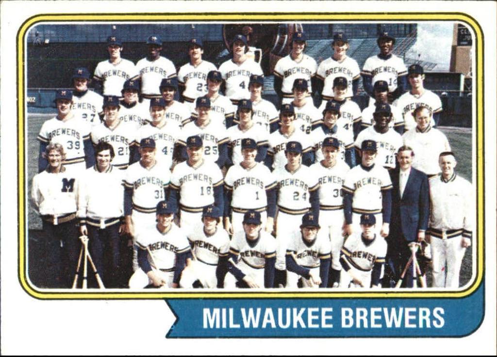 1973 Milwaukee Brewers 6 by danwind