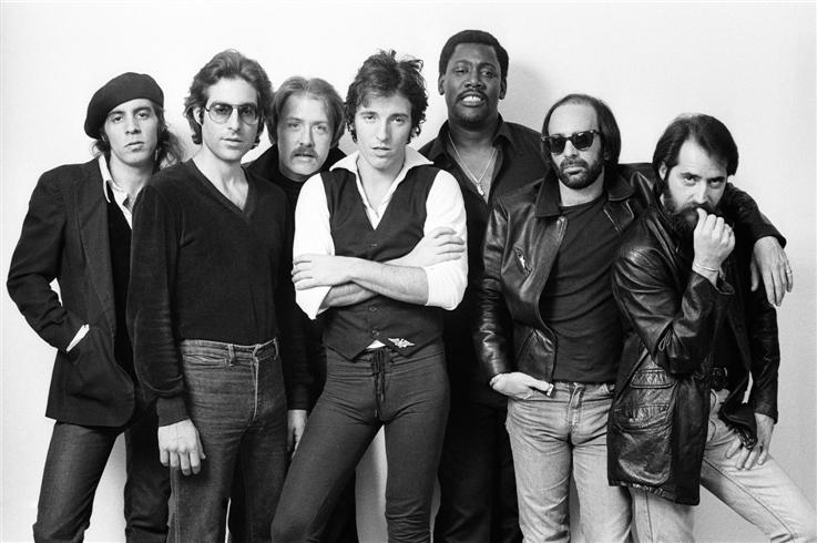 Bruce Springsteen and the E Street Band 1978 by danwind on DeviantArt
