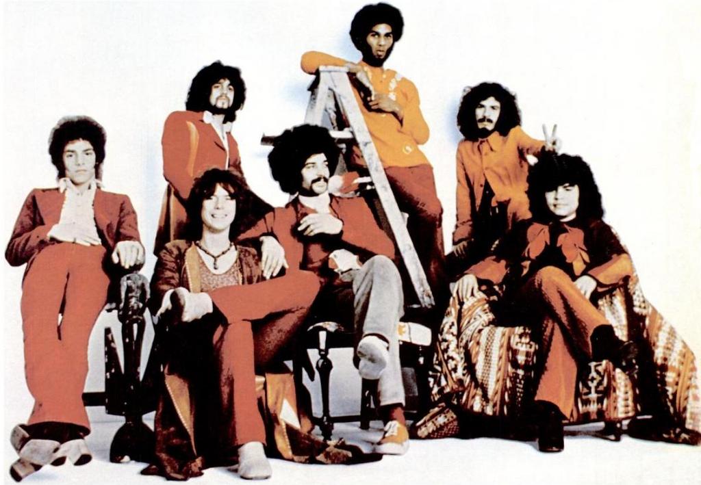 Santana Band by danwind