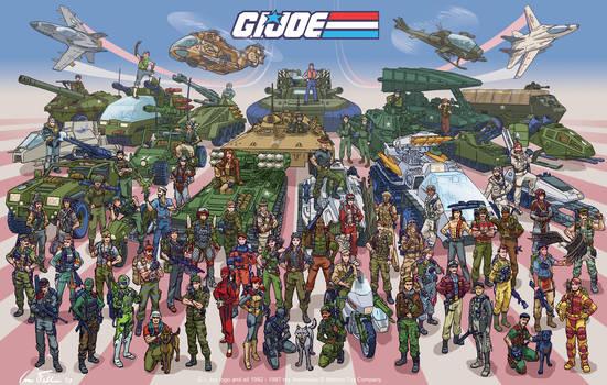 GI Joe Team