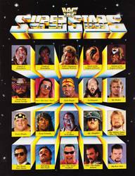 Wwe Superstars Of 1990