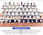 1969 Dallas Cowboys #4