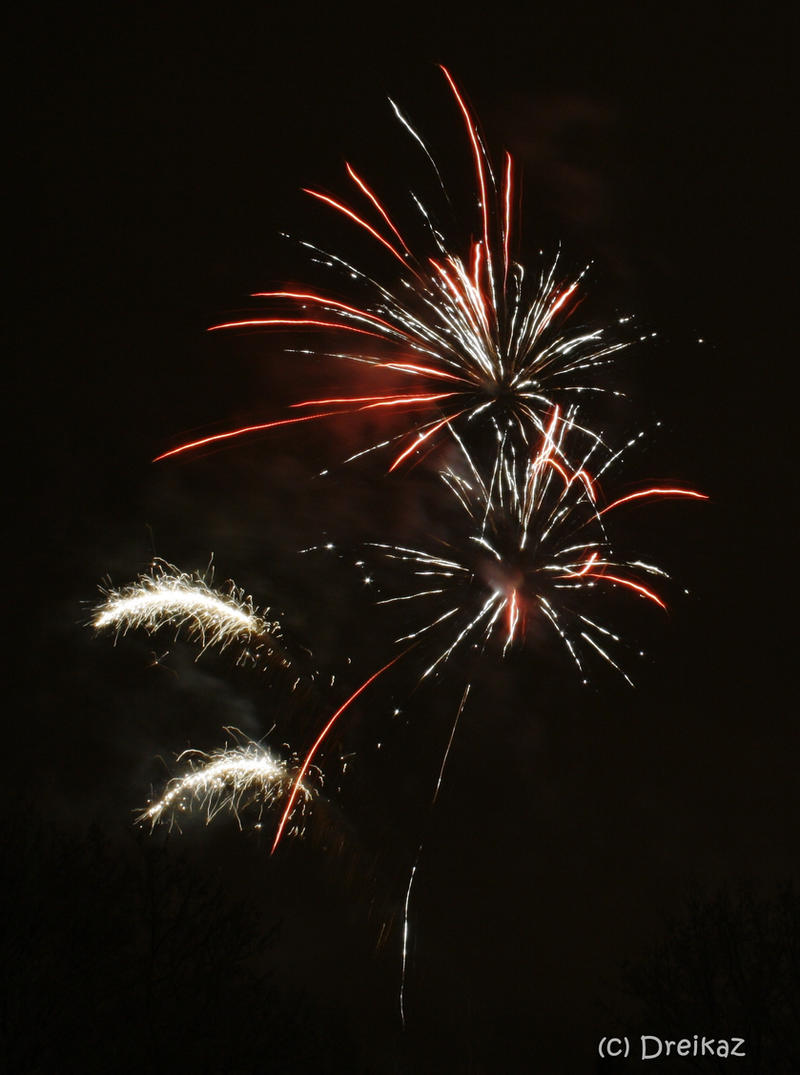 Fireworks 3 by Dreikaz-Photos