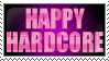 Happy Hardcore Stamp by KiwiHusky