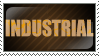 Industrial Stamp by KiwiHusky