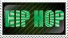 Hip Hop Stamp by KiwiHusky