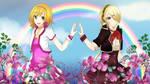 UTAU Anniversary: Reverse Rainbow
