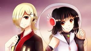 UTAU: Yoake no Inori by NamieyXcarletLaytis