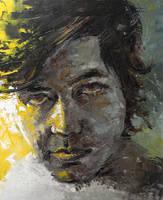 Tilen's self-portrait by tilenti