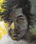 Tilen's self-portrait