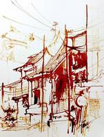 265 Hanoi, Vietnam-V by tilenti
