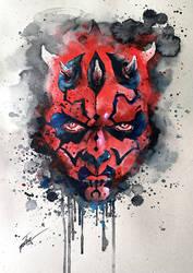 Darth Maul Star Wars Series